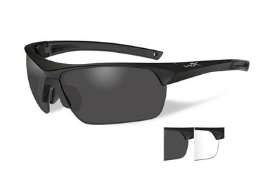 Wiley X Guard Advanced - Smoke Grey & Clear Frames