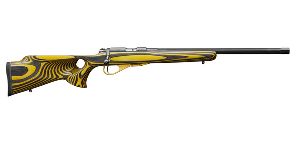 CZ 455 Thumbhole Yellow - Right
