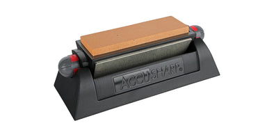 AccuSharp Deluxe Tri-Stone Sharpening System