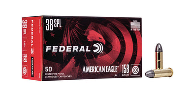 Federal American Eagle 38 Special
