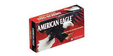 American Eagle 308win 150gr FMJ Boat Tail