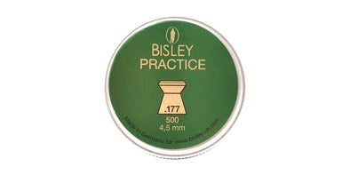 Bisley 177 Practice Target Air Rifle Pellets