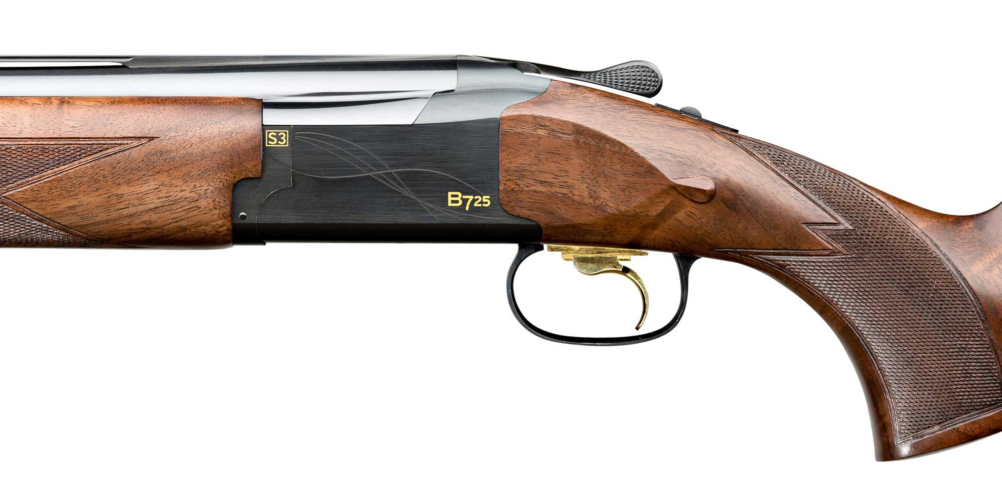 Browning B725 Sporter Black Edition -