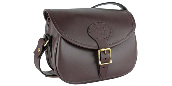 Cogswell & Harrison Leather Cartridge Bag