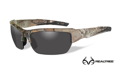 Wiley X Valor - Realtree Xtra Camo Frame