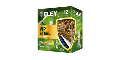 Eley VIP Steel Pro Eco Wad Game Cartridges