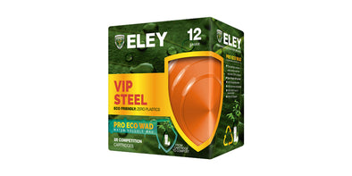 Eley VIP Steel Pro Eco Wad Trap Cartridges