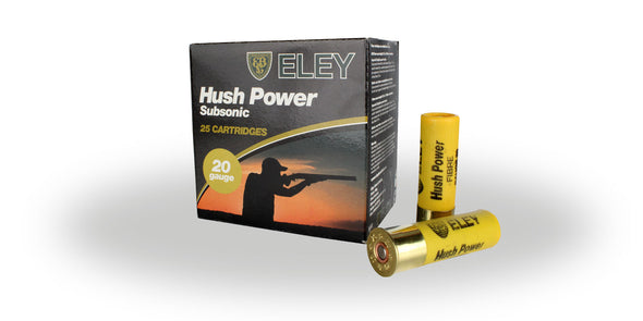 Eley 20g Hushpower 28gr Trap Cartridges