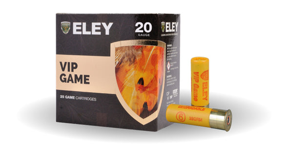 Eley 20g VIP Game 32gr Game Cartridges