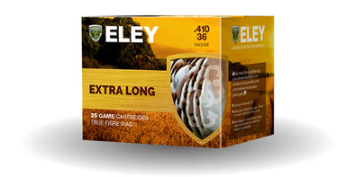 Eley 410g Extra Long 18gr Game Cartridges