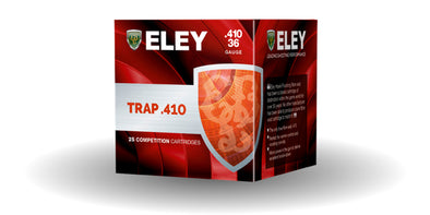 Eley 410g Trap 19gr Trap Cartridges