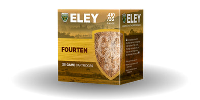 Eley 410g Fourten 9gr Game Cartridges