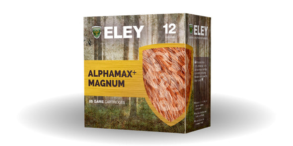Eley Alphamax Magnum 42gr & 46gr Game Cartridge