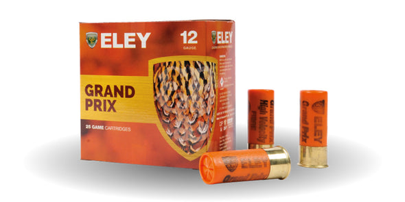 Eley Grand Prix HV 32gr Fibre Game Cartridges