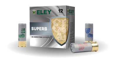Eley Superb 28gr Trap Cartridges