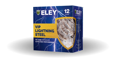 Eley VIP Lightning Steel 36gr Game Cartridges