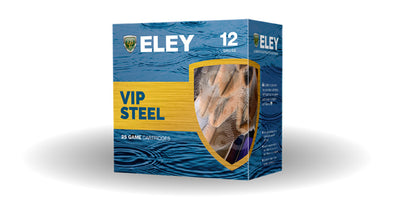 Eley VIP Steel 32gr Game Cartridges
