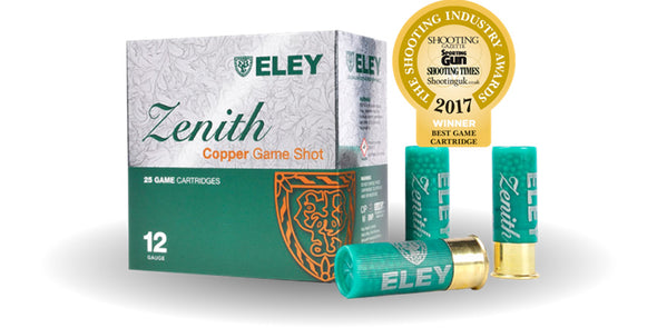Eley Zenith 32gr Game Cartridges