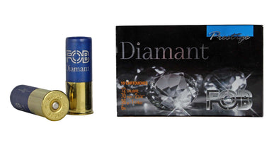 FOB Diamant 36gr 6 Nickel Coated Shot