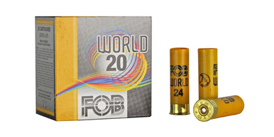 FOB World 20g Trap Cartridges