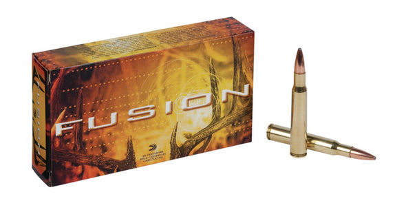 Federal Fusion 30-06sprg 150gr Soft Point