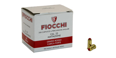 Fiocchi .22 Dummy Launcher Blanks - Box of 200