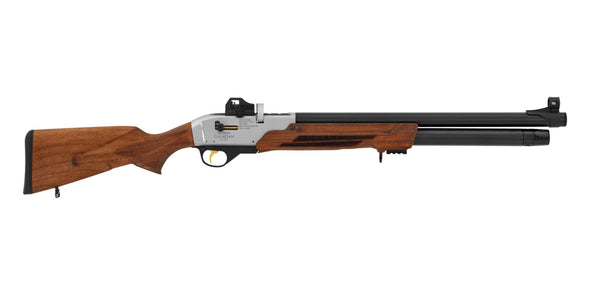 Hatsan Galatian 5 - PCP Pre Charged Semi Automatic Air Rifle with Turkish Walnut Stock