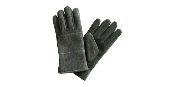 Hoggs of Fife Albany Tweed Gloves