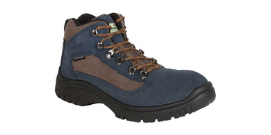 Hoggs of Fife Rambler Hiking Boots - Navy