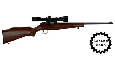 Second Hand Krico Bolt Action 22lr Rifle