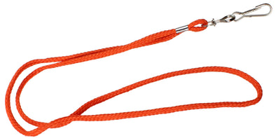 Lucky Dog Lanyard - Orange