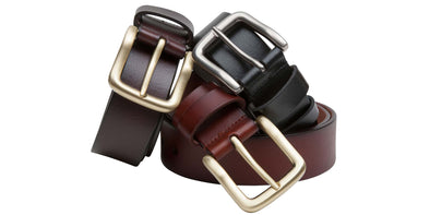 Hoggs of Fife Leather Belt