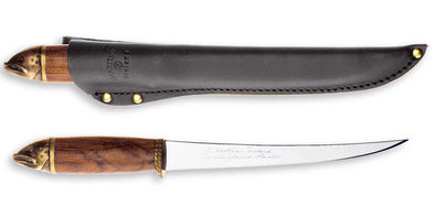 Marttiini Salmon Decorative Filleting Knife