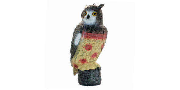 Podium Owl Decoy