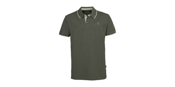 Percussion Short Sleeved Polo Shirt - 1599