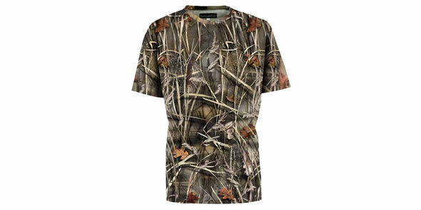 Percussion Wetland Ghost Camo T-Shirt - 15140