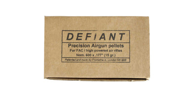 Prometheus Defiant 177 Air Rifle Pellets