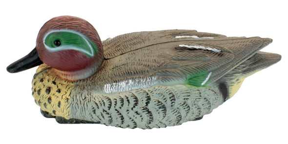 Podium Floating Teal Decoy - Drake