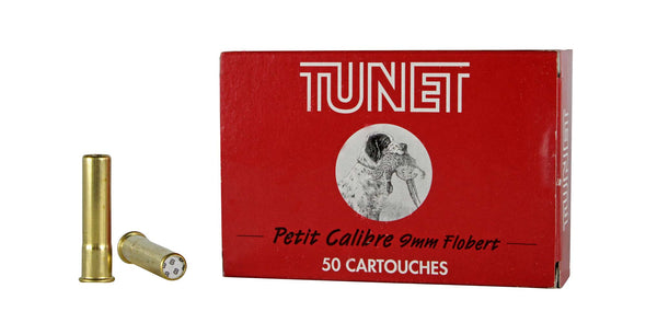 Tunet 9mm Flobert Cartridges