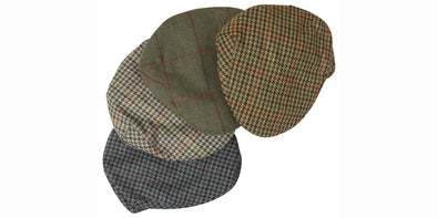 Hoggs of Fife Tweed Cap