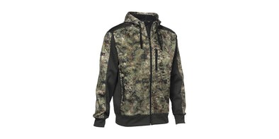 Verney-Carron Zipped Wolf Jacket with Snake Forest Camo - PHPO006