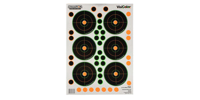 Champion Adhesive VisiColor 25 Yard Sight In Target