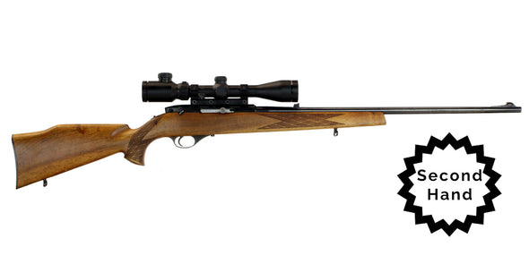Second Hand Weatherby Mark XXII