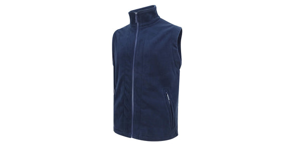 Hoggs of Fife Rothesay Fleece Gilet