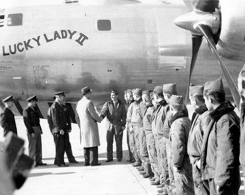 Lucky Lady II, First non-stop flight around the World, 1949