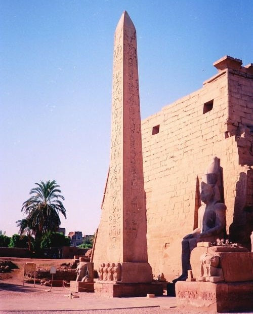 The first clock - Egyptian clock