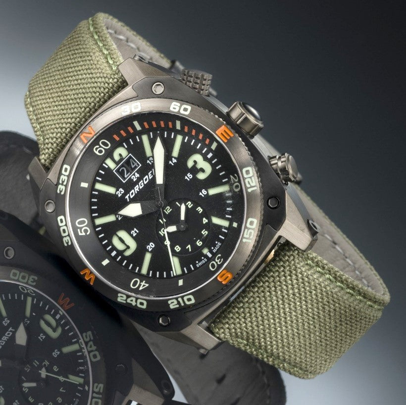 How To Choose A Tactical Watch: Must-Have Features ...
