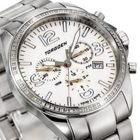 T11 Diamonds | 41mm - Metal Strap