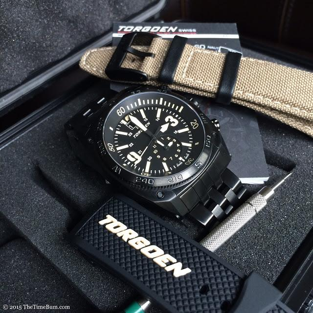 T7T Tactical | 43 mm - Vintage Leather
