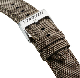 Khaki Nylon Strap | 24mm